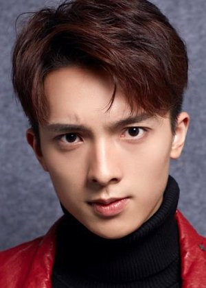 Cao Jun Xiang in Jiu Liu Overlord Chinese Drama (2020)