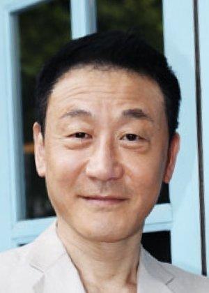 Kim In Woo in Hakuji no Hito Japanese Movie (2012)