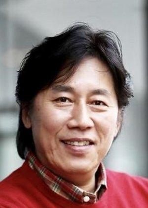 Choi Dong Joon in Fire Bird Korean Movie (1997)