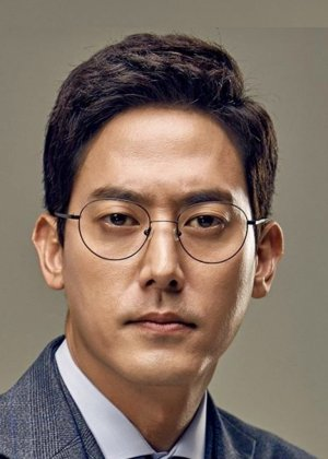 Kim Sun Hyuk in Something About 1 Percent Korean Drama (2016)