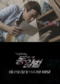Drama Special Season 2: Identical Criminals (2011) poster