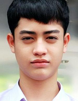 Nice Vitchapol Somkid in Please... Seiyng Reiyk Wiyyan Thai Drama (2017)