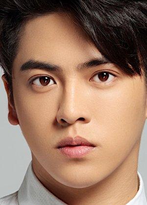 Xin Hao Huang in Kai Feng Qi Tan Chinese Drama (2017)