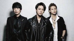 J-Pop Group KAT-TUN's OST Legacy