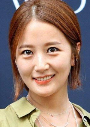 Im Jung Eun in Fly High Korean Movie (2006)
