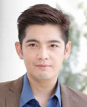 Num Sornram Theappitak in Saluk Jit Thai Drama (2016)