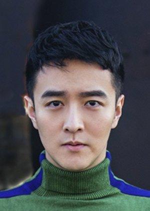 Williams Chu in Kai Feng Qi Tan Chinese Drama (2017)
