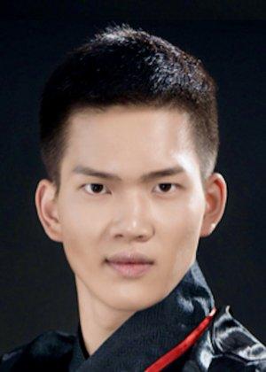Li Da in Banner Hero Chinese Drama (2007)