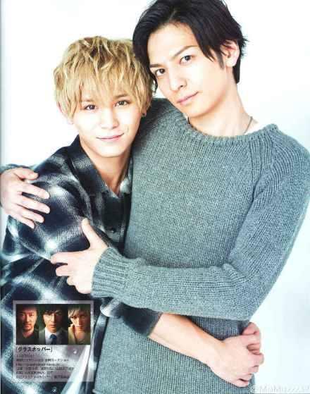 Ikuta toma and yamapi dating