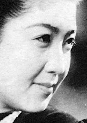 Soma Chieko in Yotsuya Kaidan Japanese Movie (1956)