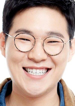 Kim Min Seok in Not Alright, But It's Alright Korean Drama (2018)