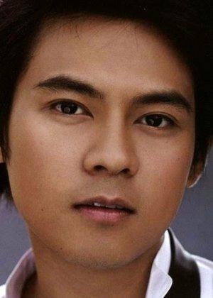 Dan Worrawech Danuwong in Castle of Stars Thai Drama (2015)