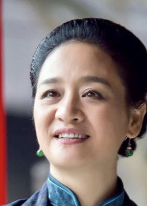 Wu Yu Juan in The Children Are Home Chinese Drama (2016)