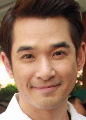 Lift Supoj Janjareonborn in Bua Laeng Nam Thai Drama (2016)