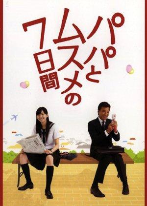 Papa to Musume no Nanokakan (2007) poster
