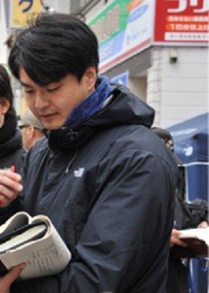 Sugawara Shintaro in Akumu-Chan Japanese Drama(2012)