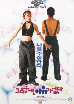 No Need To Justify Yearning (1994) poster