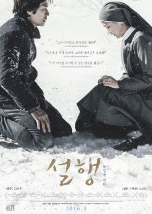 Snow Paths (2016) poster