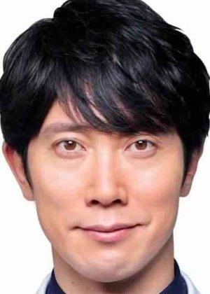 Sasaki Kuranosuke in Iwane: Sword of Serenity Japanese Movie (2019)
