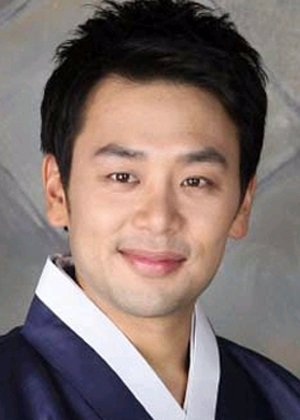 Lee Chan in Snow Flower Korean Drama (2006)