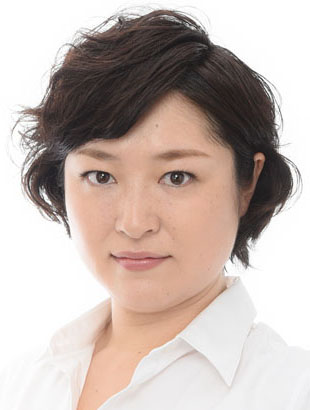 Syuhama Harumi in One Cut of the Dead Japanese Movie (2018)