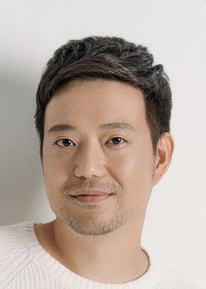 Kwak Min Ho in Hakuji no Hito Japanese Movie (2012)