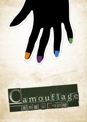 Camouflage (2008) poster