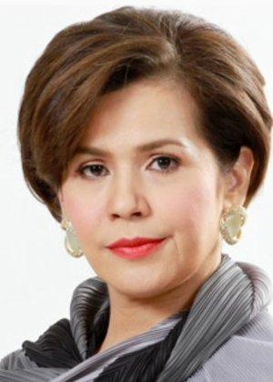 Nok Jariya Anfone in Kleun Cheewit Thai Drama (1994)