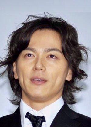 Shioya Shun in Ninpuu Sentai Hurricaneger vs. Gaoranger Japanese Movie (2002)