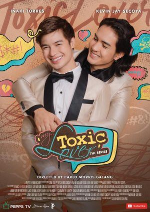 My Toxic Lover (2021) poster