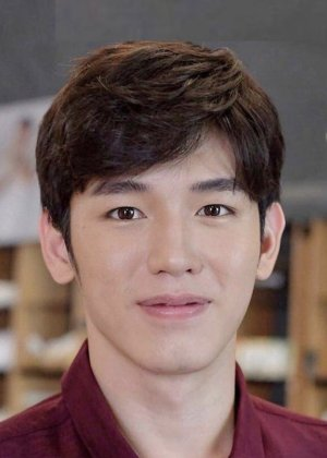 New Thitipoom Techaapaikhun in Ugly Duckling Series: Pity Girl Thai Drama (2015)