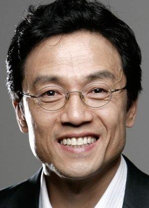Park Ji Il in The Game: Towards Zero Korean Drama (2020)