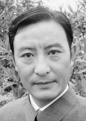 Yu Zi Kuan in Shanghai Dawn Chinese Drama (2015)