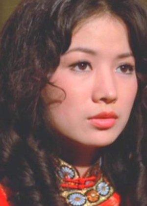 Ching Li in Heaven Sword and Dragon Sabre Hong Kong Movie (1978)