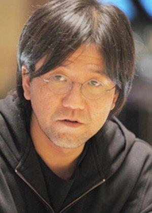 Ishii Yasuharu in White Lab Japanese Drama(2014)