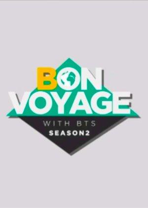 BTS: Bon Voyage 2 (2017) poster