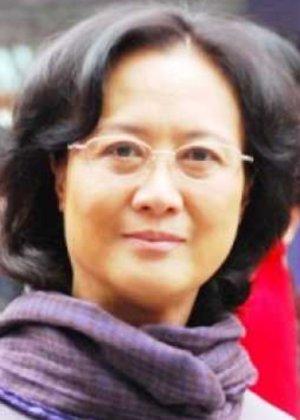 Bai Han in A Beautiful Daughter in Law Era Chinese Drama (2010)