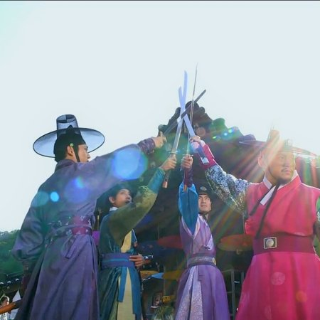 The Three Musketeers Episode 10