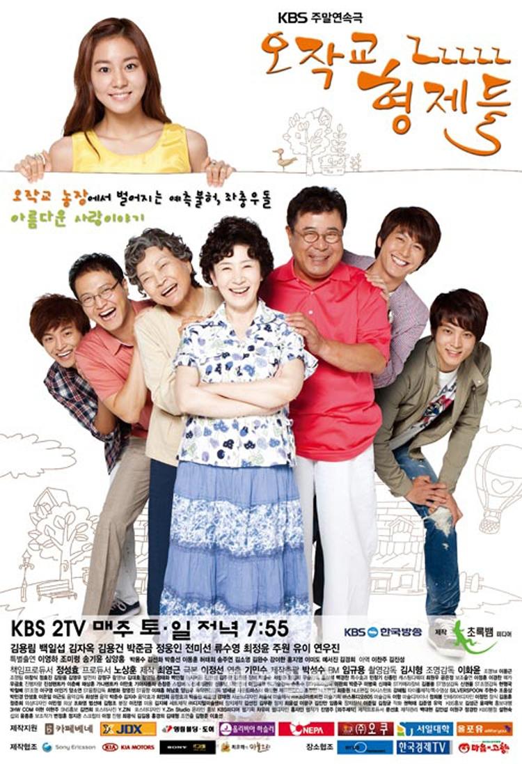 best family dramas - by penel - MyDramaList