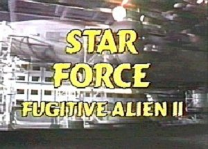 Star Force: Fugitive Alien II (1987) photo