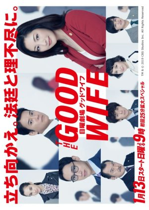 The Good Wife Episode 1 - 10 [END] Sub Indo thumbnail