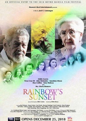 Rainbow's Sunset (2018) poster