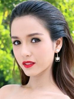 Promsut Tunsinee in Dung Sawan Sarb Thai Drama (2015)