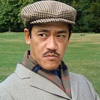 Richard Ng in The Return of Pom Pom Hong Kong Movie (1984)