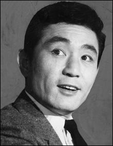 Choi Moo Ryong in Red Scarf Korean Movie (1964)