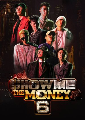 Show Me The Money: Season 6 (2017) poster
