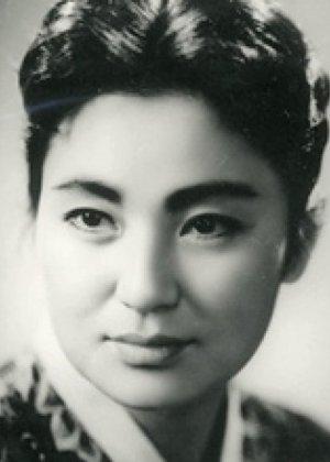 Joo Jeung Ryeo in Burning Mountain Korean Movie (1967)
