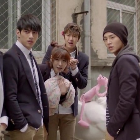 After School: Lucky or Not 2 Episode 4