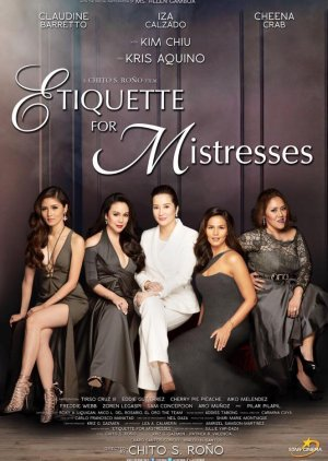 Etiquette for Mistresses (2015) poster