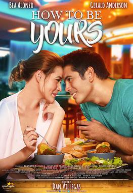 How to Be Yours (2016) poster